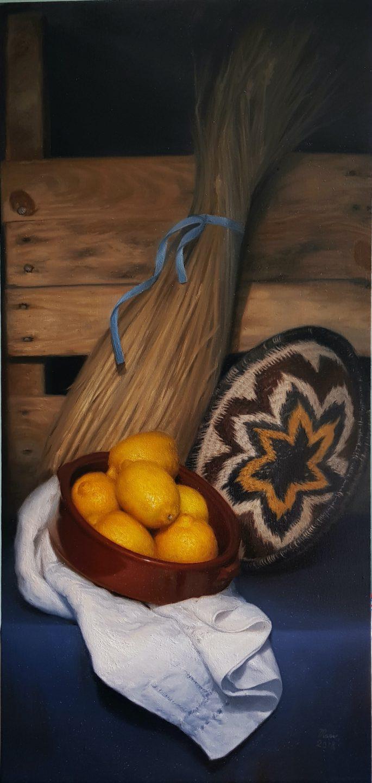 Marie Elise de Janón - limones